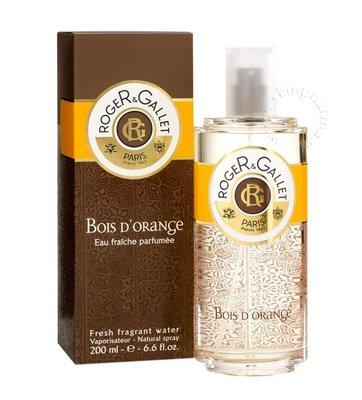 Roger & Gallet Bois d'Orange Eau de Toilette (200 ml)