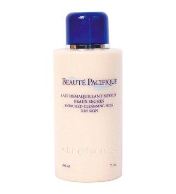 Beauté Pacifique Enriched Cleansing Milk Dry Skin (200ml)