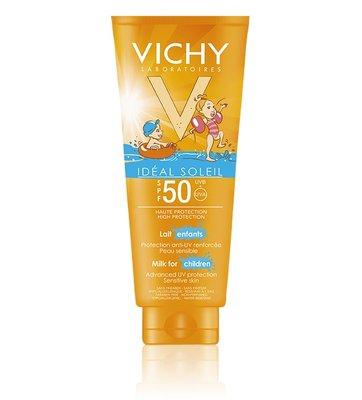 Vichy Capital Soleil Kinderen Melk SPF 50+ (300 ml)