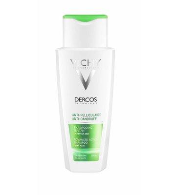 Vichy Dercos Anti-roos Shampoo droog haar (200ml)