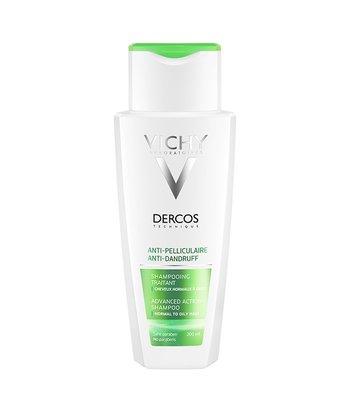 Vichy Dercos Anti-roos Shampoo vet haar (200 ml)