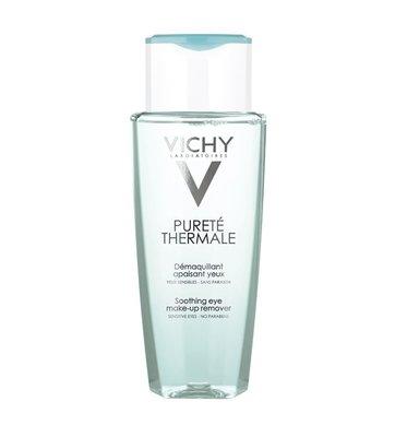Vichy Purete Thermale Reinigingslotion gevoelige ogen (150ml)
