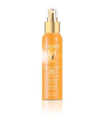Vichy Capital Soleil Spray Olie SPF 20 (125 ml)