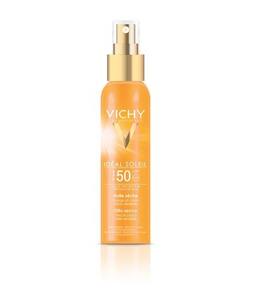 Vichy Capital Soleil Spray Olie SPF 50 (125 ml)