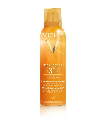 Vichy Capital Soleil Hydraterende Mist SPF30 (200ml)