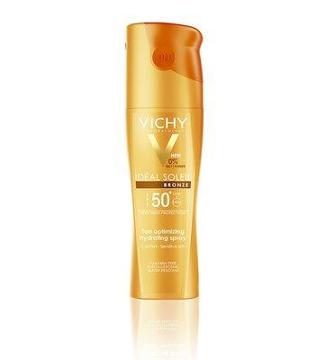 Vichy Idéal Soleil Bronze Spray SPF 50 (200ml)