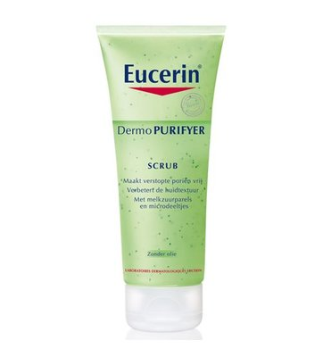 Eucerin DermoPURIFYER Scrub (100ml)
