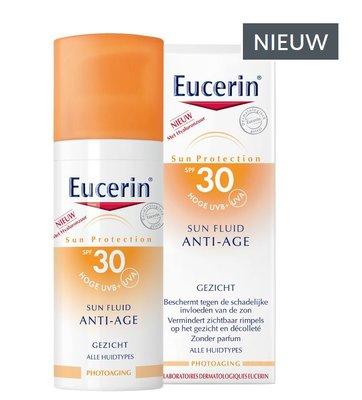 Eucerin Sun Anti-Age SPF30 (50ml)