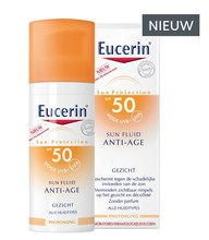 Eucerin Sun Anti-Age SPF50 (50ml)