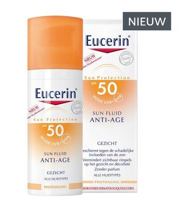 Eucerin Sun Anti-Age SPF50 (50ml)