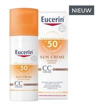 Eucerin Sun Getinte CC Crème Medium SPF 50+ (50ml)