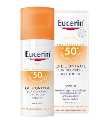 Eucerin Sun Oil Control SPF 50+ (50ml)