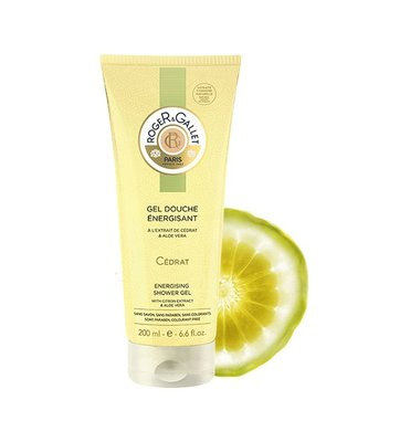 Roger & Gallet Cédrat Bad- en douchegel (200 ml)