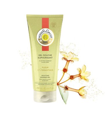Roger & Gallet Fleur d'Osmanthus Bad- en douchegel (200 ml)