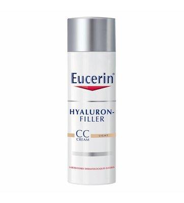 Eucerin Hyaluron Filler CC Cream Light (50ml)