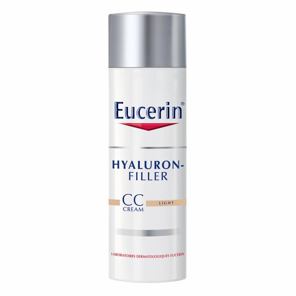 eucerin hyaluron filler cc cream light online kopen skinpharma. Black Bedroom Furniture Sets. Home Design Ideas