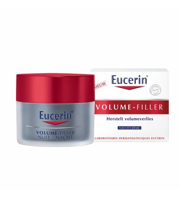 Eucerin Volume-Filler Nachtcrème (50ml)