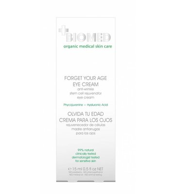 Biomed Forget Your Age Eye Cream (15ml)