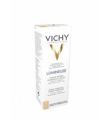 Vichy Lumineuse Gekleurde dagcrème (Normale en gemengde huid) 01 Claire Mate (30ml)