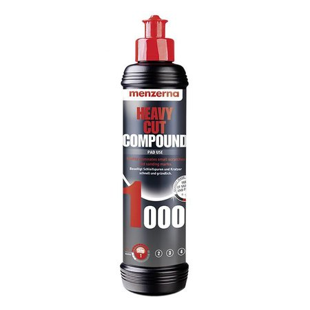 Menzerna Menzerna Heavy Cut Compound 1000 - 250ml