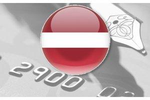 Latvia bank account