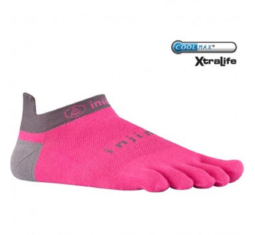 Run Lightweight No-Show Xtralife - Canyon/Pink
