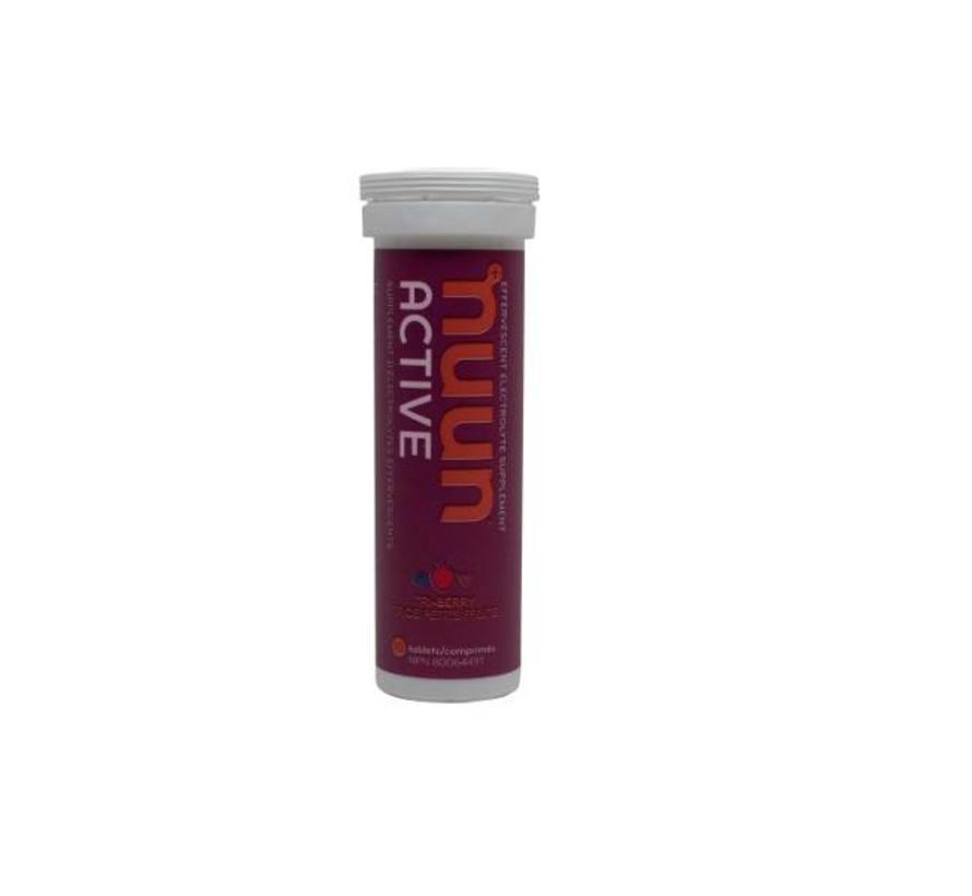 Tri-berry - Suikerarme sportdrank