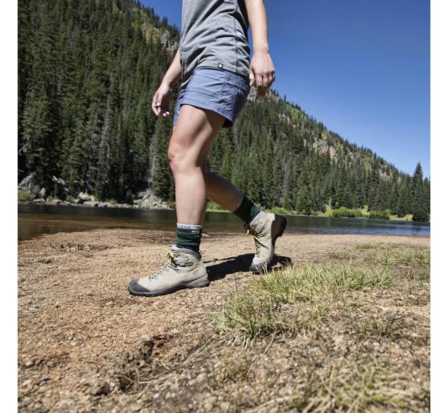 Men's Liner+Hiker Crew Charcoal + Gray