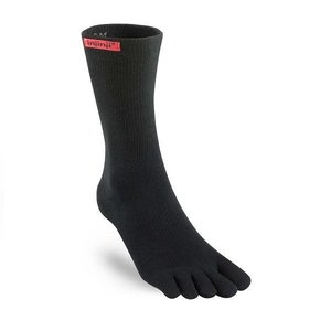 Injinji Sport Original Weight Crew Coolmax - Black