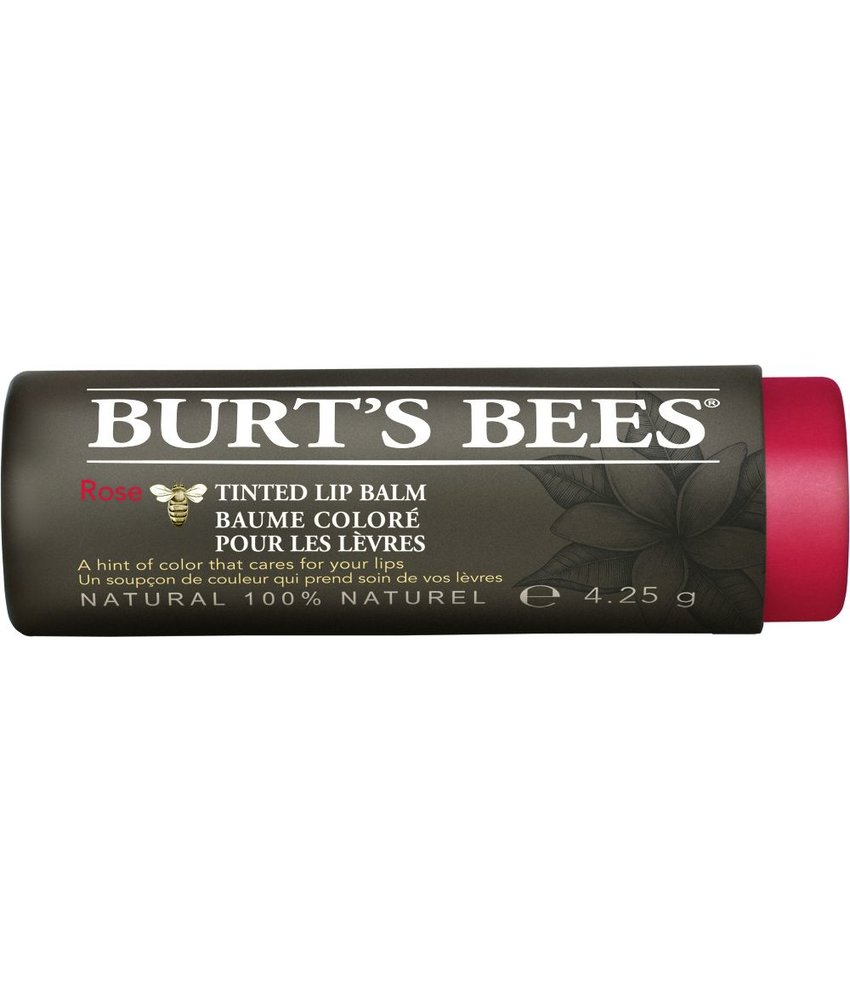 Burt's Bees Getönter Lippenbalsam Rose