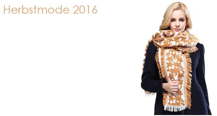 Damen-Baumwollen-Schals