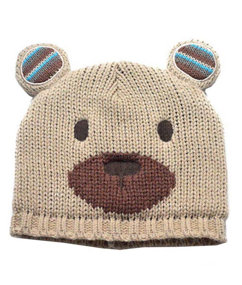 Bärchen Baby Mütze