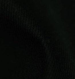 gabardine cotton – linen black