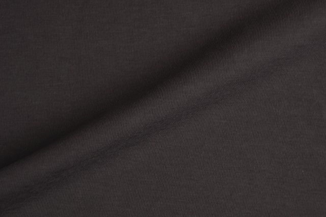 jersey stretch from organic cotton, grey