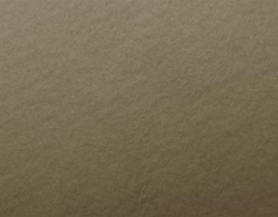 flanellen hoeslaken van biologische katoen, zandkleurig