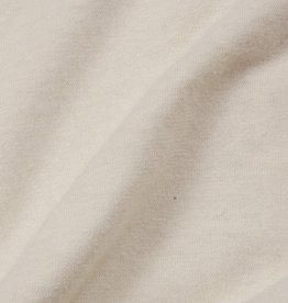 hemp jersey (medium weight) natural white