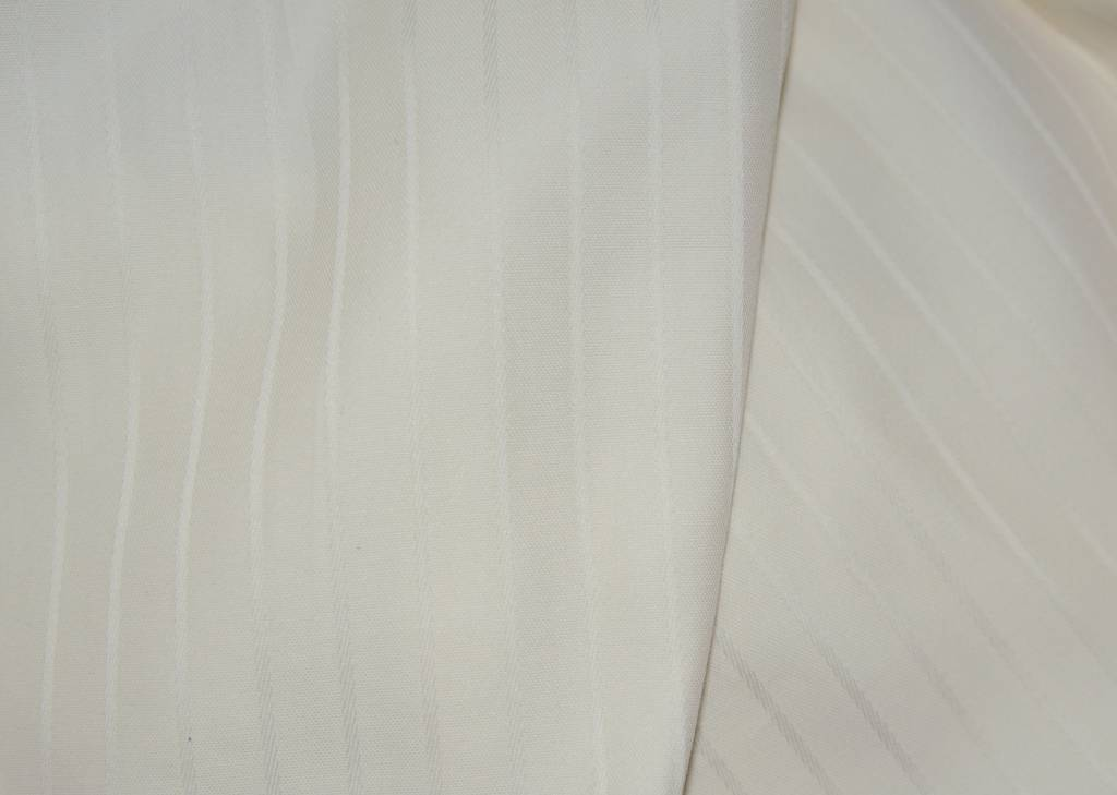 duvet cover from organic cotton sateen, off white