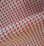 keukenhanddoek linnen rood