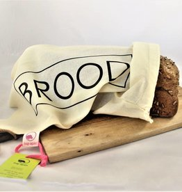 bread bag L with print