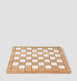 Schaakbord eiken
