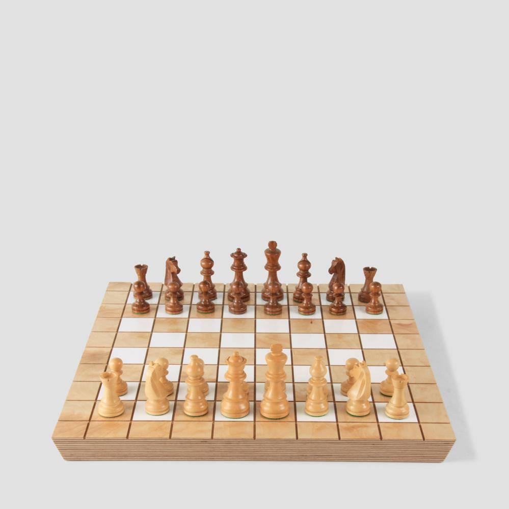 Schaakbord multiplex