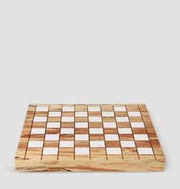 Schaakbord berk