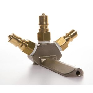 Vacuum valve for curved surfaces EFC-TD-002