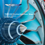 Advanced repair course of composite structures
