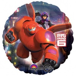Big hero 6 folie ballon