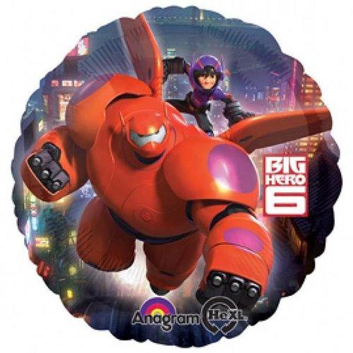 Big hero 6 folie ballon