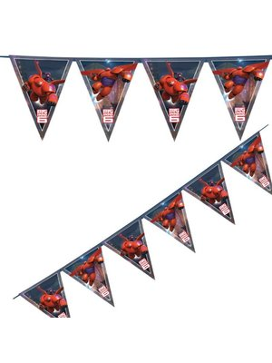 Big hero 6 slinger (vlaggenlijn)
