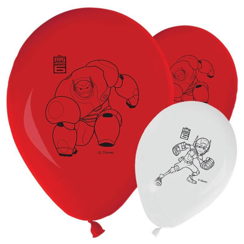 Big hero 6 ballonnen