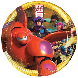 Big hero 6 borden
