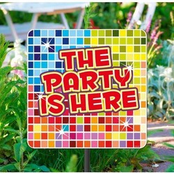 Tuinbord, the party is here
